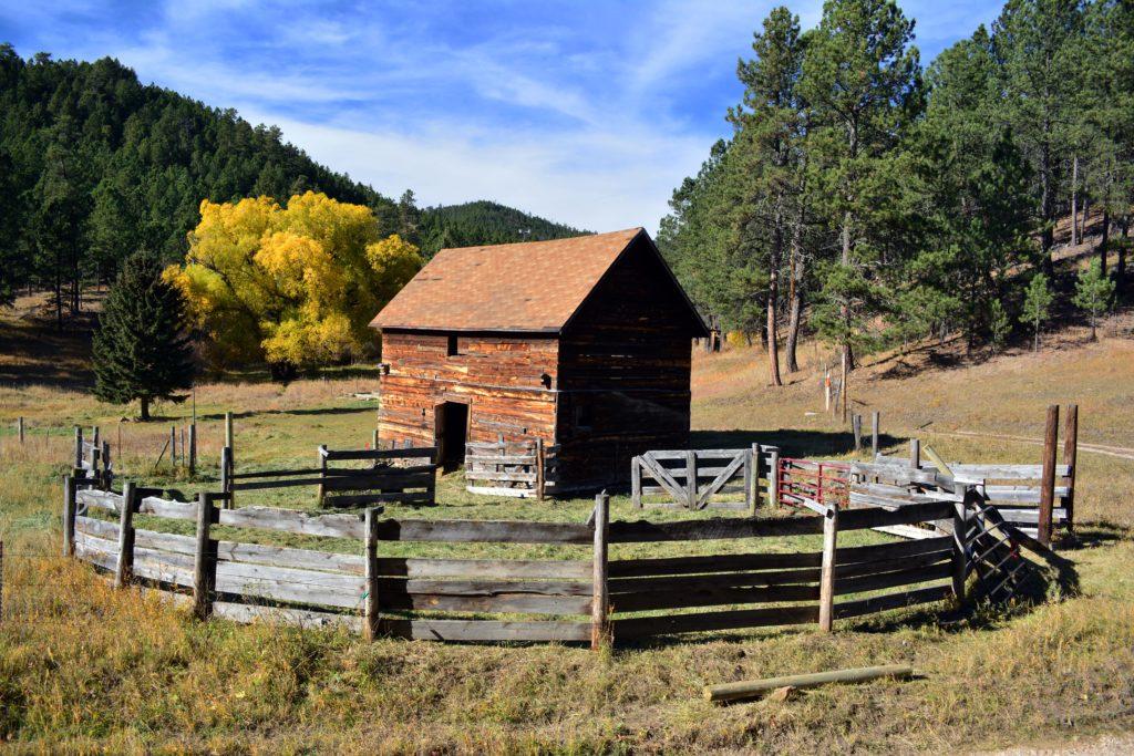 Corral Barn
