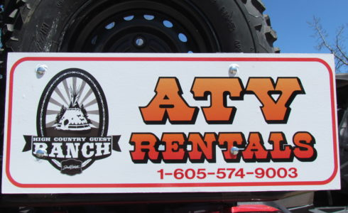High Country Ranch ATV Rentals