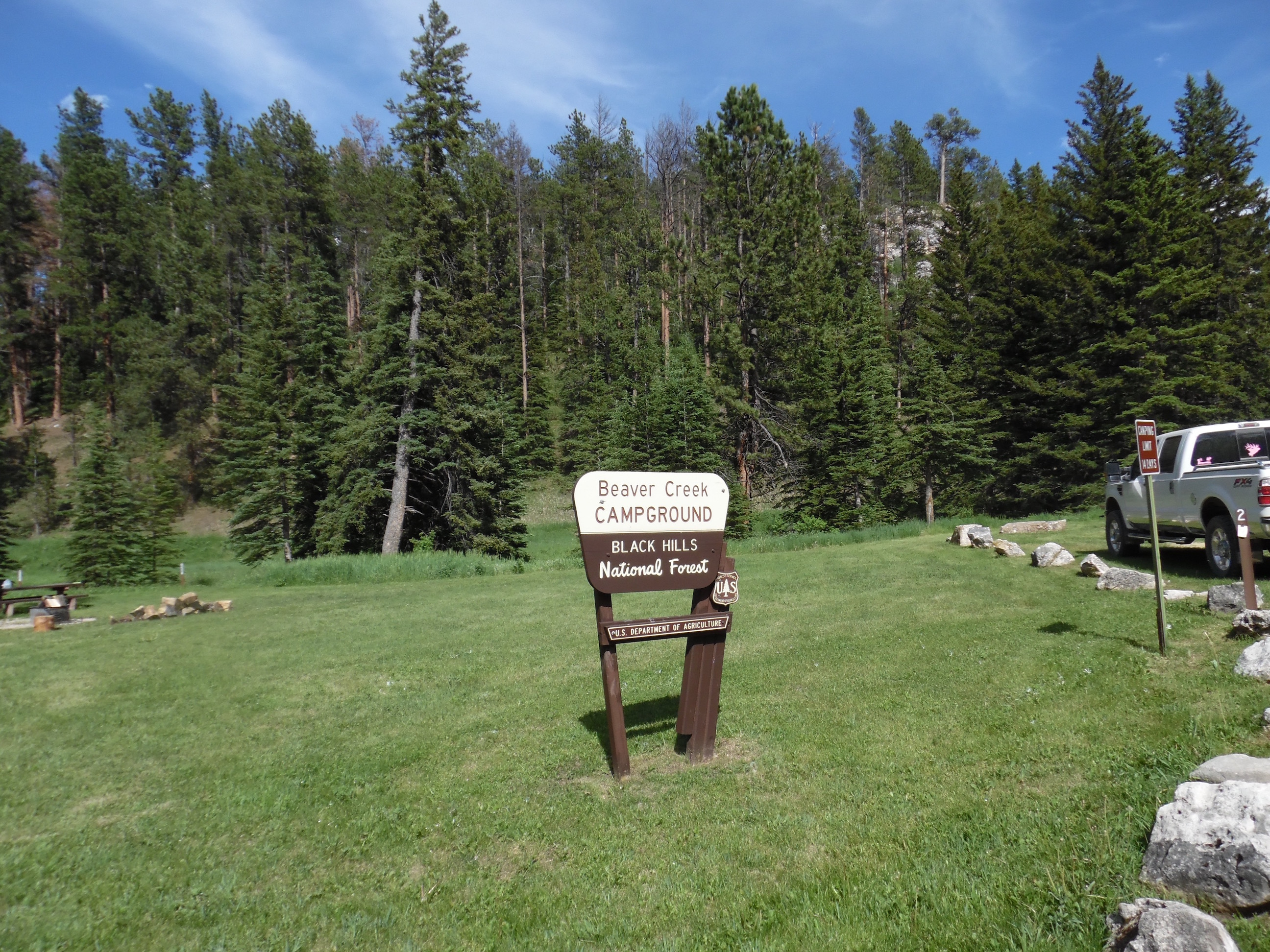 Beaver Creek National Forest Campground
