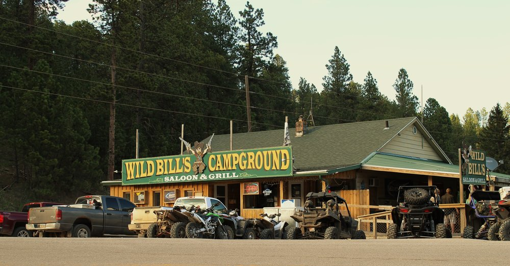 WILD BILL'S CAMPGROUND & CABINS