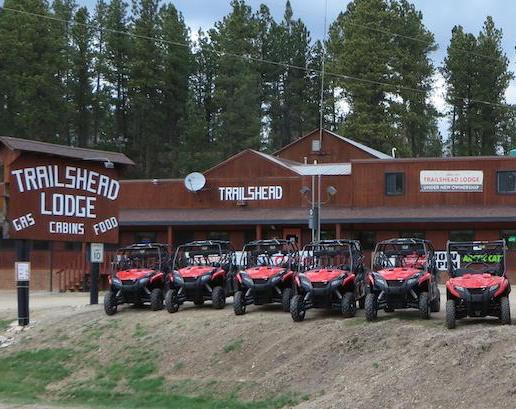 Trailshead Lodge UTV Rentals